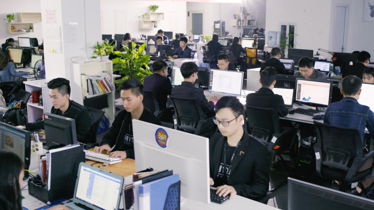 潭州教育办公区