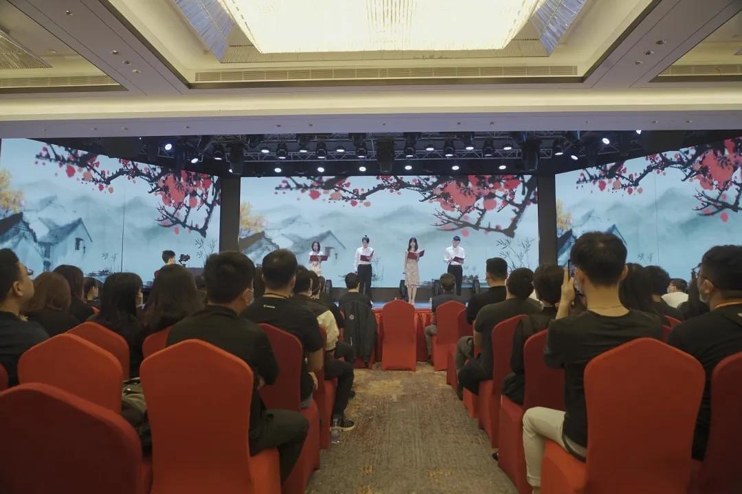 潭州周年庆活动表现