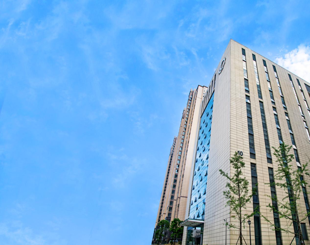 潭州教育大楼