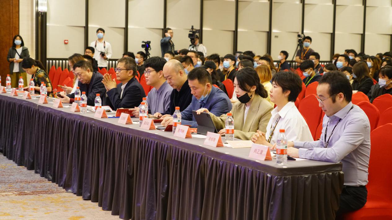 潭州教育从业第15周年庆典现场